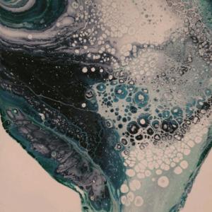 نقاشی مدرن ابسترکت