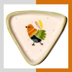 زیرلیوانی پرنده