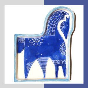 ظرف دستساز اسب