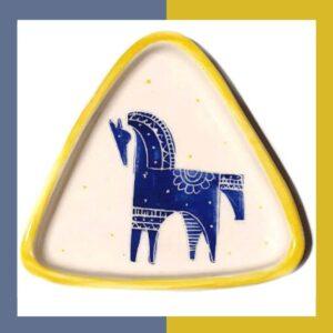 زیرلیوانی اسب