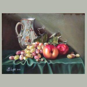 نقاشی رنگ روغن کلاسیک