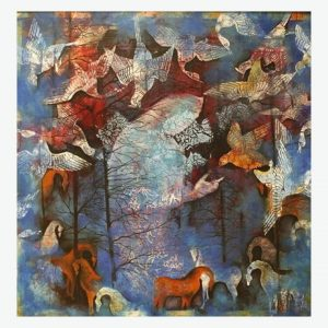 نقاشی مدرن ایرانی