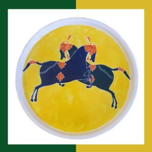 ظرف دو اسب