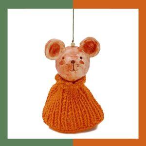 بادزنگ موش نارنجی