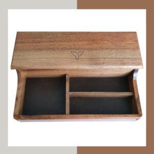 جعبه نظم دهنده چوبی