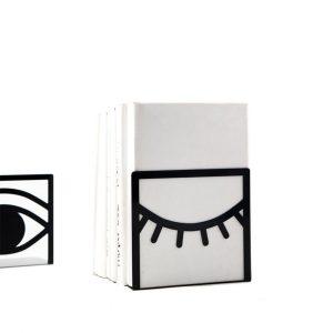 نگهدارنده کتاب فلزی چشم